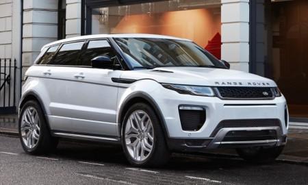 Range Rover Evoque Facelift Mulai Tersedia di Dealer