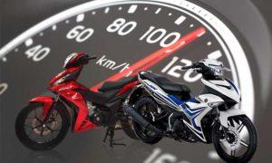 Honda Supra GTR 150