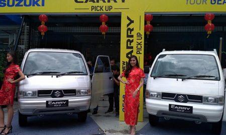New Suzuki Carry Pick Up