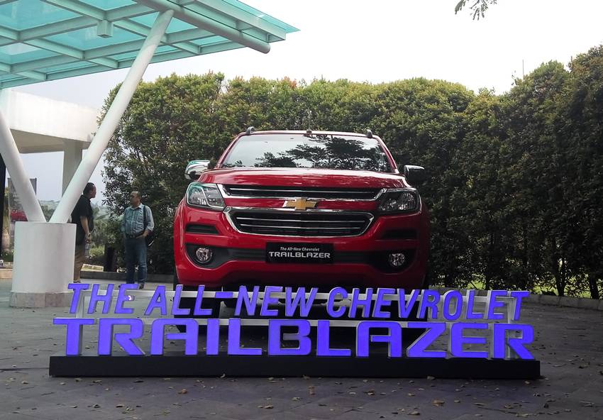 Test Drive All New Chevrolet Trailblazer