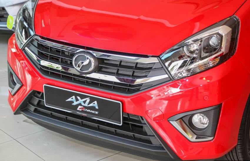 Daihatsu Ayla Facelift 2017 Rilis di Malaysia, Lebih Keren ...