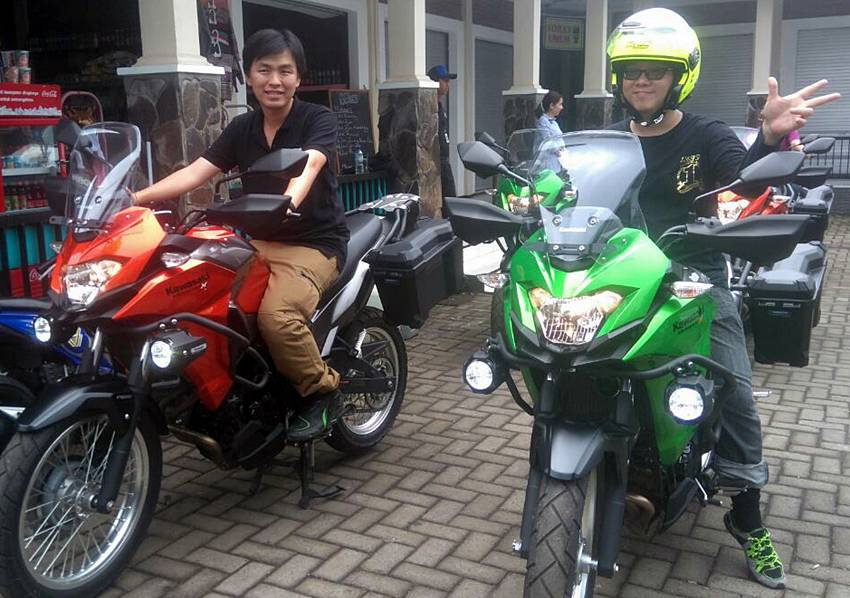 Test Ride Kawasaki Versys-X 250