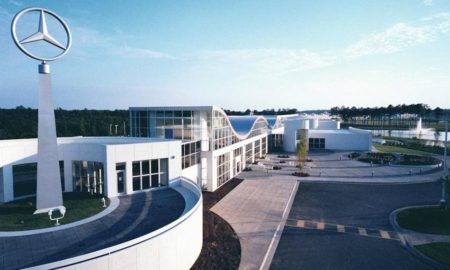 Mercedes-Benz Alabama Plant