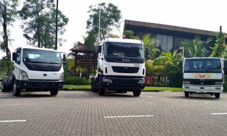 Truk Tata Motors