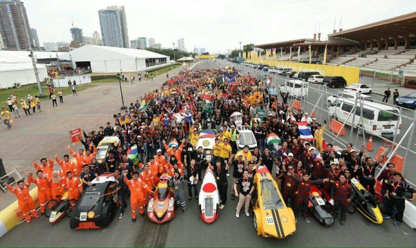 Shell Eco-marathon Asia 2017