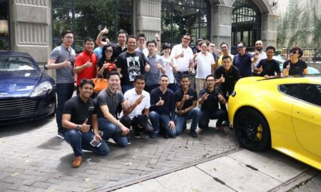 Aston Martin Owners Club Indonesia