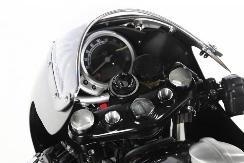 Triumph Bonneville Salt Flat Racer