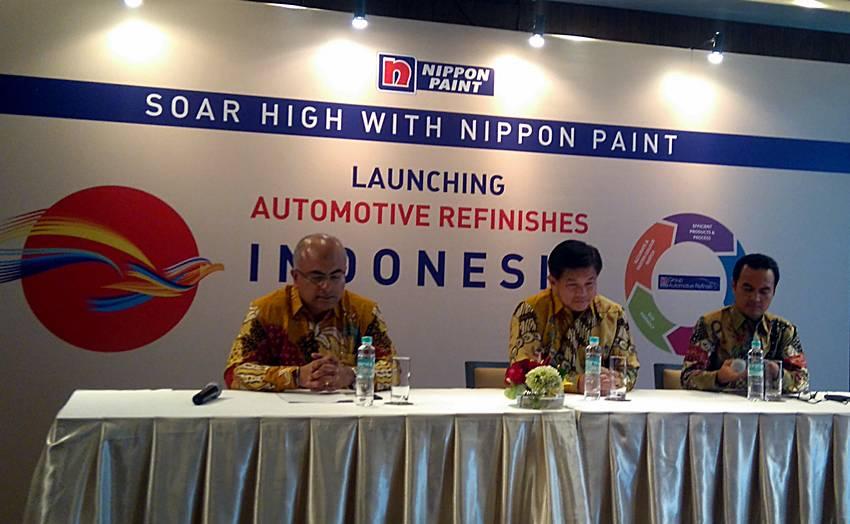 Nippon Paint Auto Refinies Indonesia