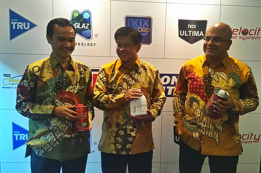 ippon Paint Auto Refinies Indonesia