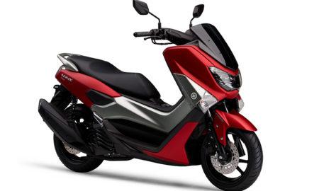Yamaha Nmax untuk Jepang