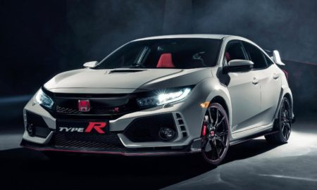 All New Honda Civic Type-R