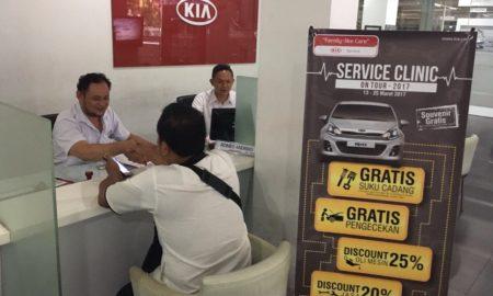Kia Service Clinic On Tour 2017