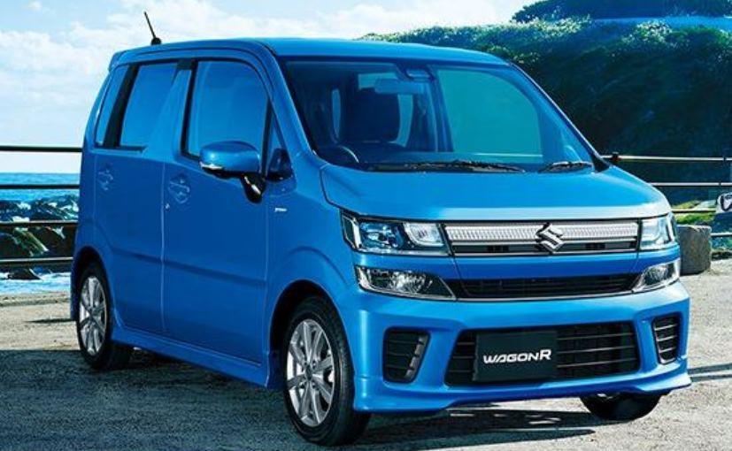 All New Suzuki Wagon R