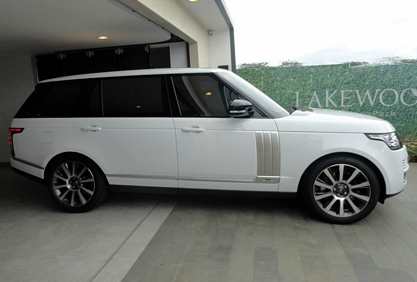 All New Range Rover 3.0 Vogue LWB